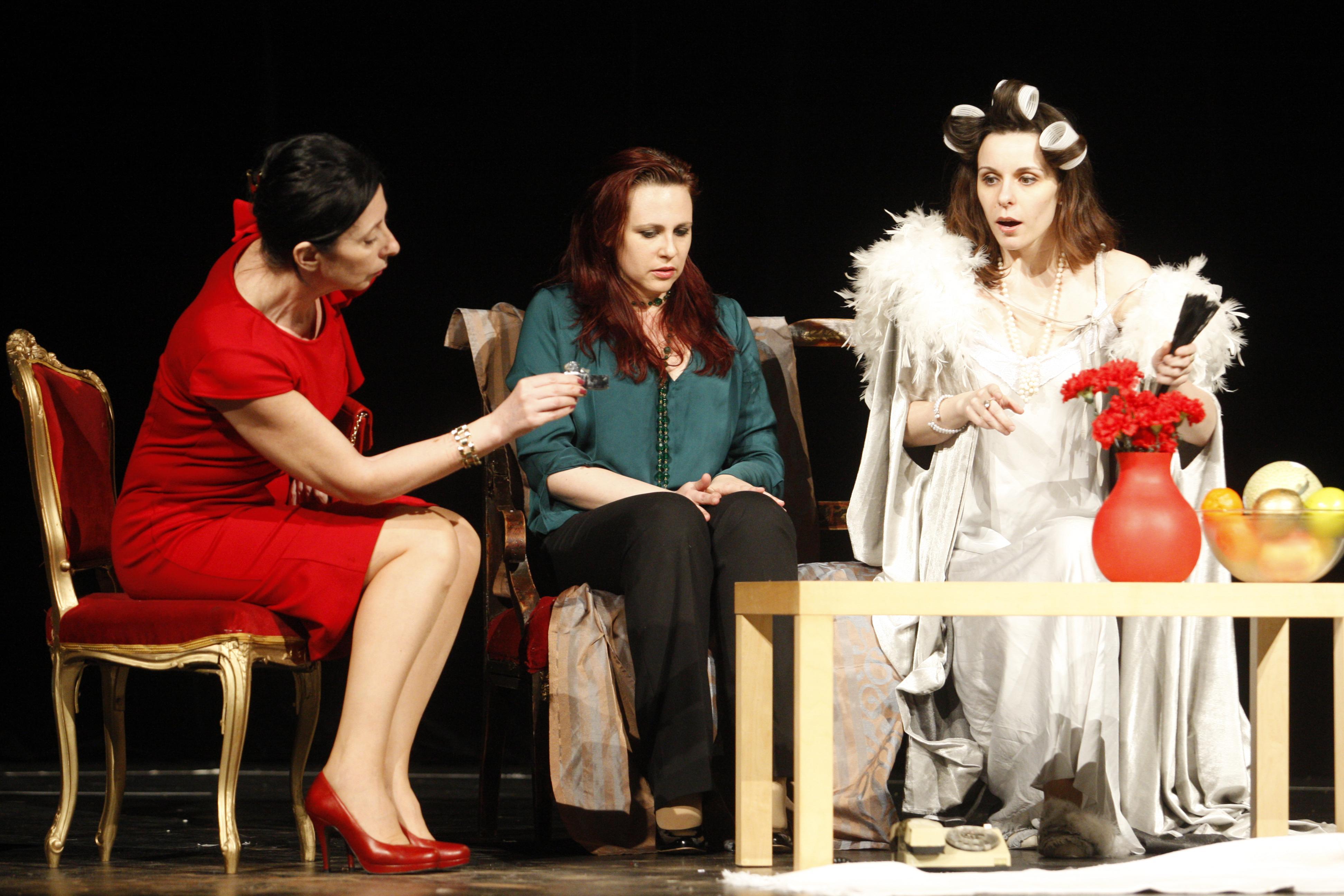 Maribor - Narodni Dom - MKC teater - gredalis_c_e - igra vaja za predstavo Tema -   - Avtor: Sas_o Bizjak  - Desk: _Reportaze